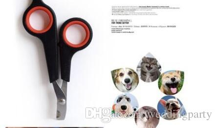 # Stainless Steel Pet Dog Nail Clippers Scissors Grooming Trimmer For Dog Cat