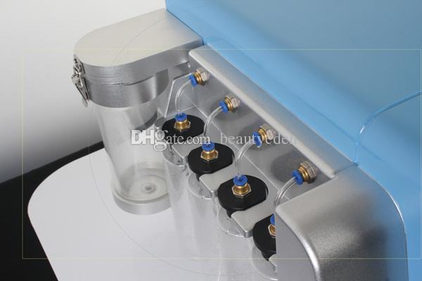 2 1 Hidro mikrodermabrazyon elmas mikrodermabrazyon elmas cilt bakımı için yüz makine hidra dermabrazyon hydrodermabrasion soyma