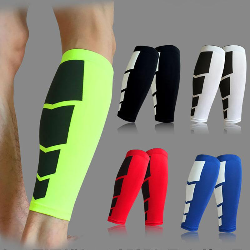 Wholesale Shin Guards Soccer Football Basketball Protective Leg Calf  Compression Sleeves Cycling Running Sports Safety Shin Guards UK 2019 From  Godefery 6c4f3e2f7e15