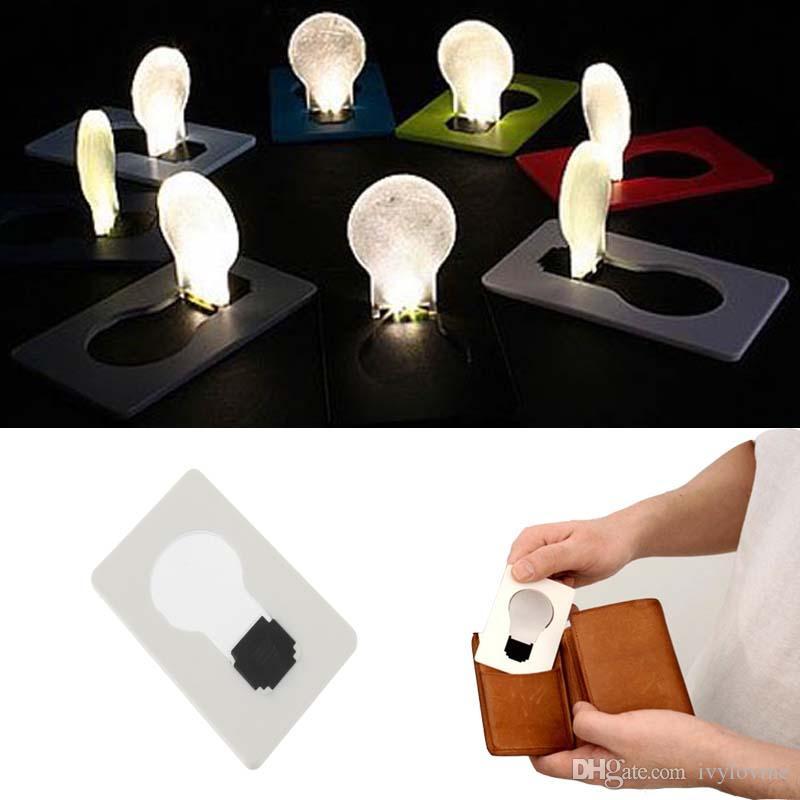 100pcs Mini Night Usb Led Keychain Portable Power White Board Pocket Card Lamp Bulb Led Electronic Components & Supplies