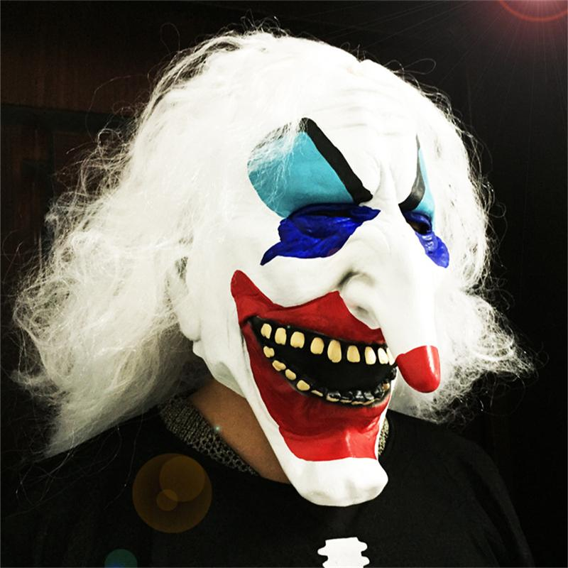 Clown with long nose by walt