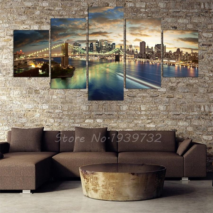100 Home Decor New York Tapestry Wall Hanging Music