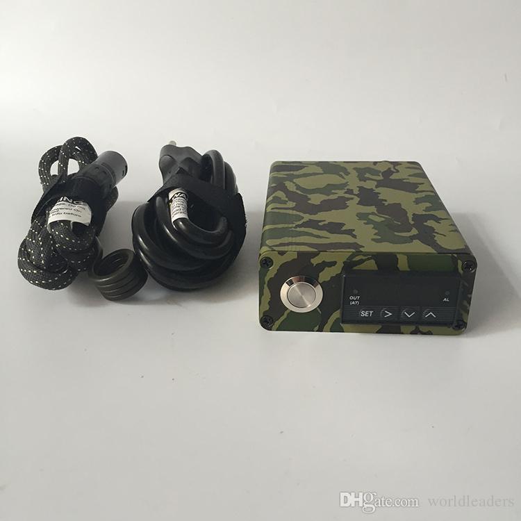camouflage e nag kits elektronischer vaporizer dab d nagelheizung spulen temperaturregelung box n nagelnagel für wasserpfeife