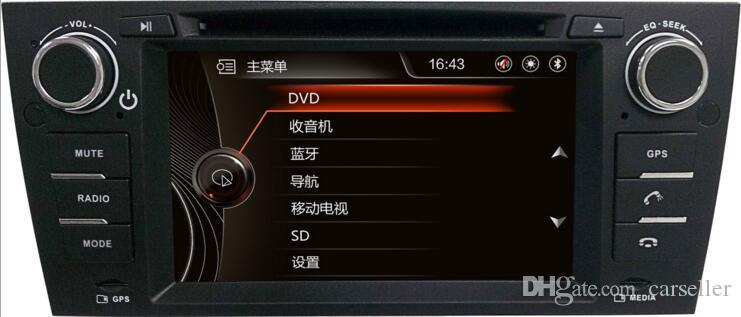 Original Car Dvd Ui Auto Media For Bmw 3 Series E90 E91 E92 E93