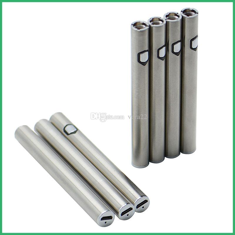 preheating function variable voltage battery 400mah rapid pre-heat LO battery for thick oil cartridge vape pen fit glass cartridge