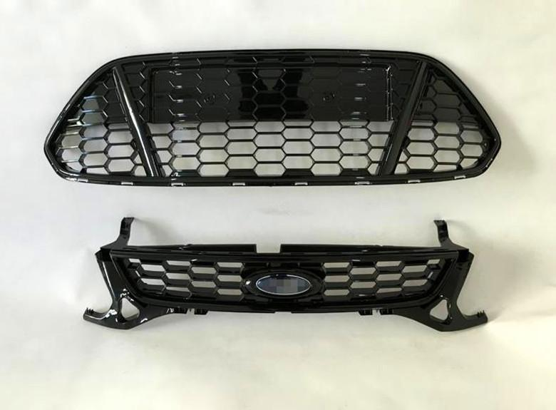 High Quality For Ford Mondeo Mk4 2011 2012 2013 2014 Car ST Grille Sports Grille Super Racing ...