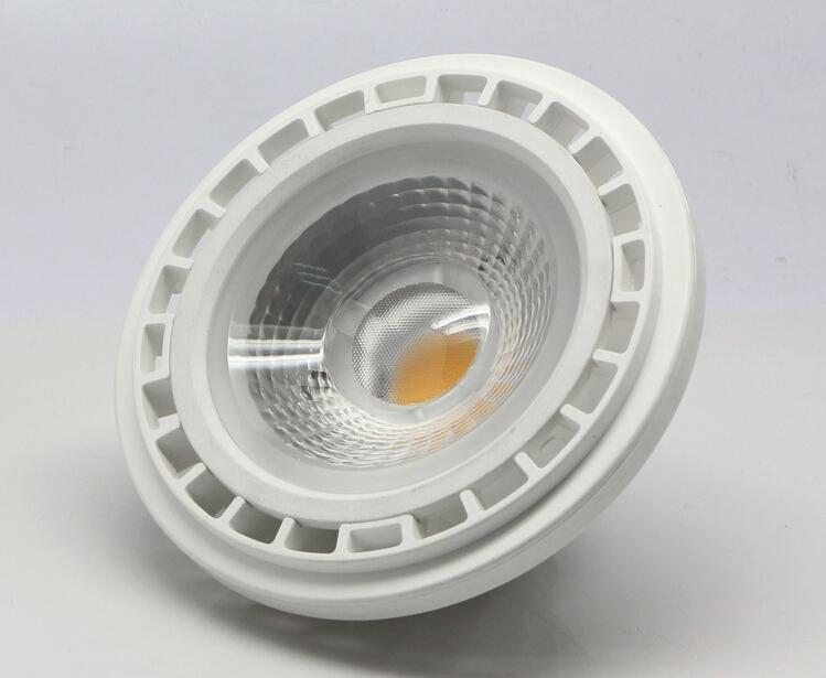 2017 dimmable ar111 15w cob led spotlight es111 qr111 gu10 g53 led indoor down light ac85 265v. Black Bedroom Furniture Sets. Home Design Ideas