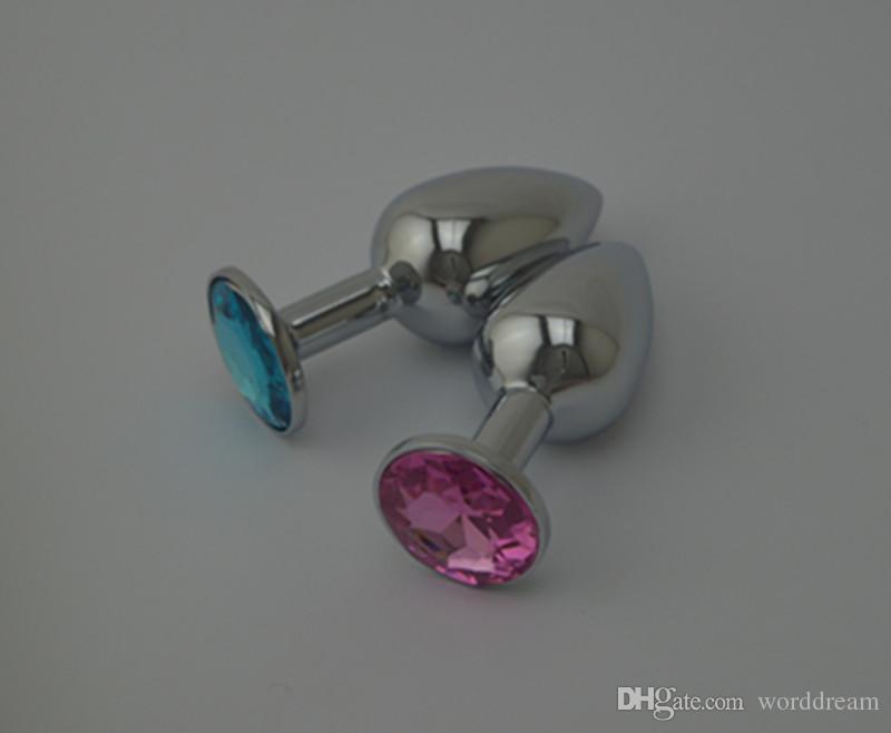 72 * 28 MM Metal Anal Expandir Ferramenta de Metal Ânus Butt Plug Brinquedos Para Casais, Fetiche Erótico Porno Produtos Do Sexo Para Mulheres E Homens Gay
