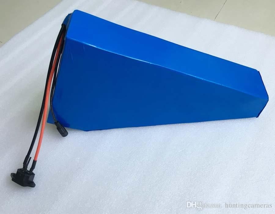 бесплатная доставка 48 В 30AH литиевая батарея электрический велосипед скутер 48 в 1000 Вт литий-ионный аккумулятор ebike для Samsung клеток