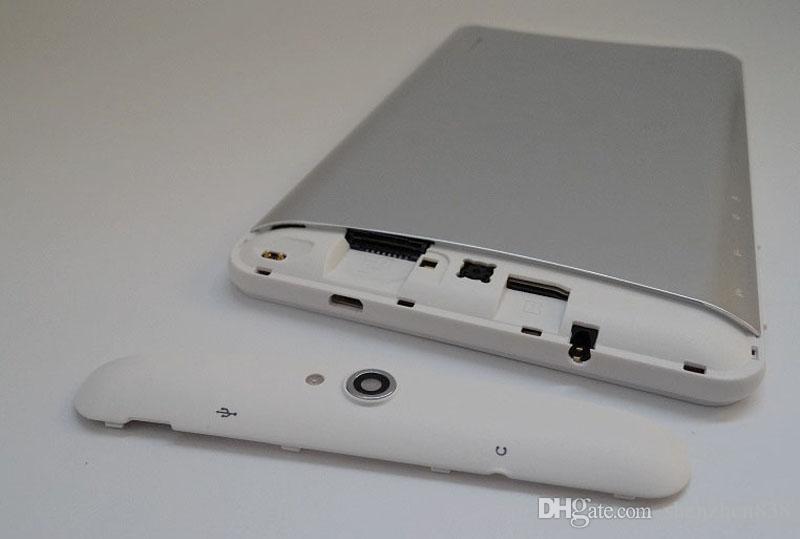 2017 планшетный ПК 7 дюймов 3G Phablet Android 4.4 MTK6572 Двухъядерный 512 МБ 8 ГБ Dual SIM GPS Телефонный звонок WIFI Tablet PC дешевые телефоны китай B-7PB