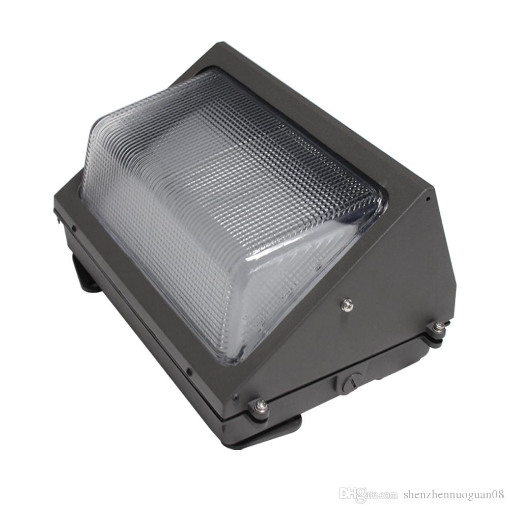 100w led wall packs daylight white commercial light fixtures 12000