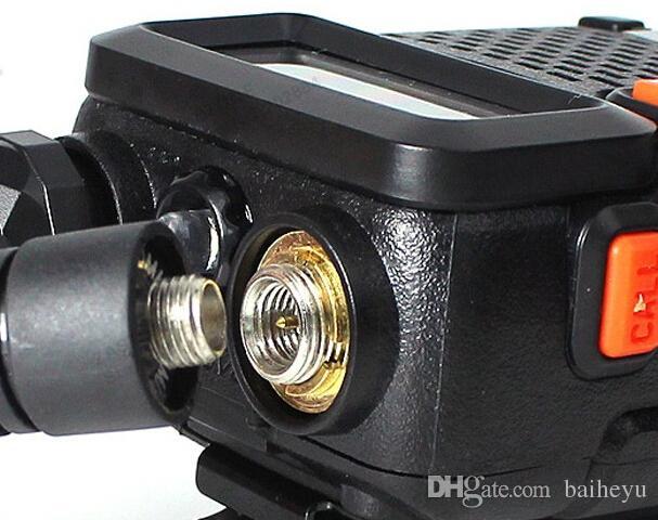 Hot sale BAOFENG UV-5R Walkie Talkie Dual Band Radio 136-174Mhz & 400-520Mhz handheld Two Way Radio