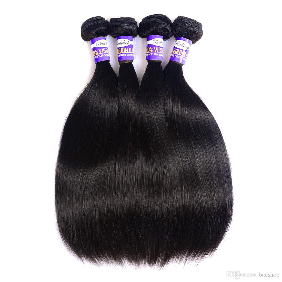 9A Brazilian Deep Wave 3 Bundles with Lace Closure Frontal Brazilian Kinky Curly Water Body Loose Wave Straight Weave Human Hair Extensions