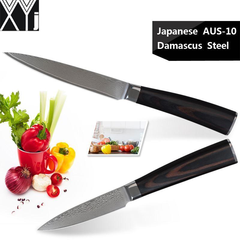 Grosshandel Xyj Aus 10 Damaszener Stahl Messer Set 5 Zoll