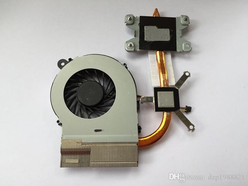 nouveau refroidisseur d'origine pour radiateur de refroidissement avec ventilateur HP G4 G6 G7 G4-1000 G6-1000 G7-1000 643257-001 641141-001 4GR12HSTP30 4GR23HSTP40