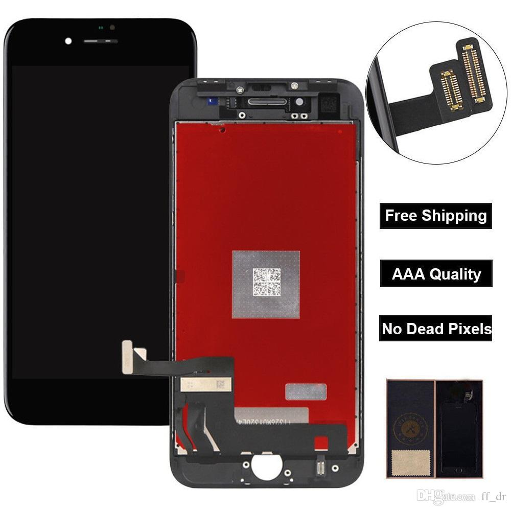 best website 15eb7 80a60 2019 High Quality LCD Display Replacement For IPhone 8 & 8 Plus LCD Touch  Screen Digitizer Full Assembly & DHL Shipping From Ff_dr, &Price; | ...
