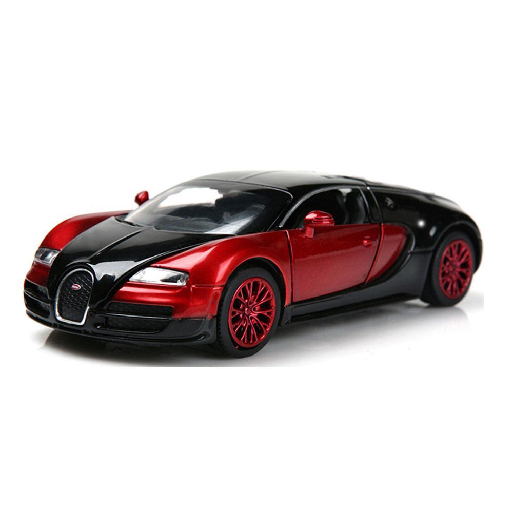 2017 bugatti veyron racing alloy car three colors. Black Bedroom Furniture Sets. Home Design Ideas