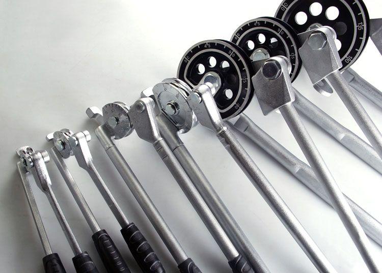 import stainless steel pipe bender metric imperial for choose steel tube bending tool air conditioning pipe metal pipe bender