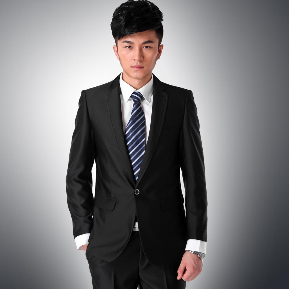 2017 Men'S Suit Business Suit , The Hotel Manager Uniform Long ...