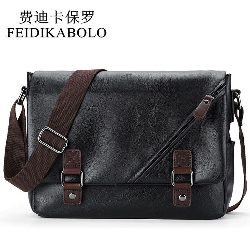 FEIDIKABOLO Brand Men Messenger Bags 046d54b610460