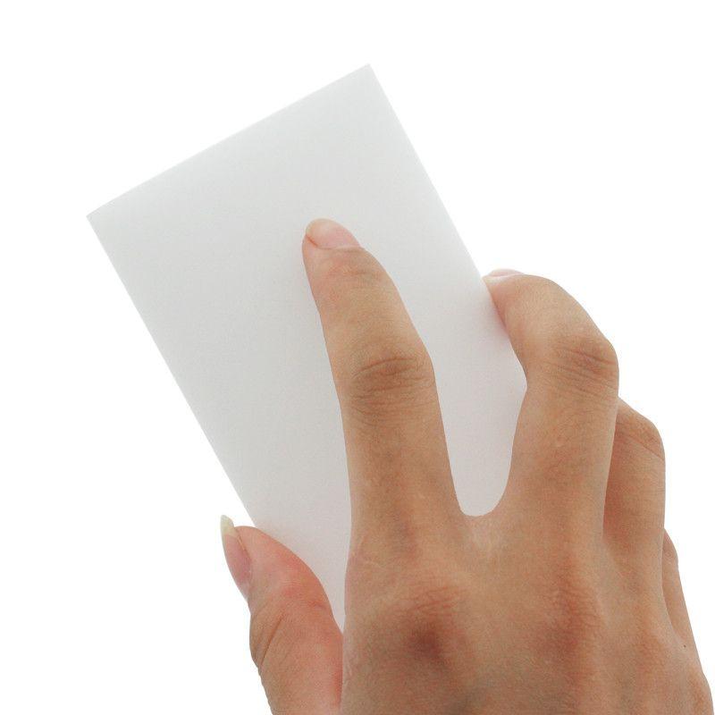 Белая магия Меламиновая губка 100 * 60*20 мм чистящий ластик многофункциональная губка без упаковки сумка бытовые чистящие средства