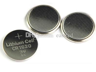 / 100% Frisch CR1620 3V Lithium Knopfzellen-Batterien / Blasen-Karten-Verpackung Knopfzellen