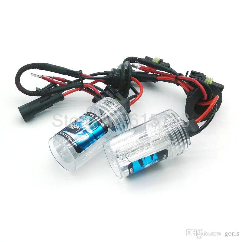 35 W tek ışın ampuller hid xenon ampuller lambalar h1 h3 h7 h9 h10 880 881 D2C D2S 9005 9006 4300 K 5000 K 6000 K 8000 K 10000 K 12000 K