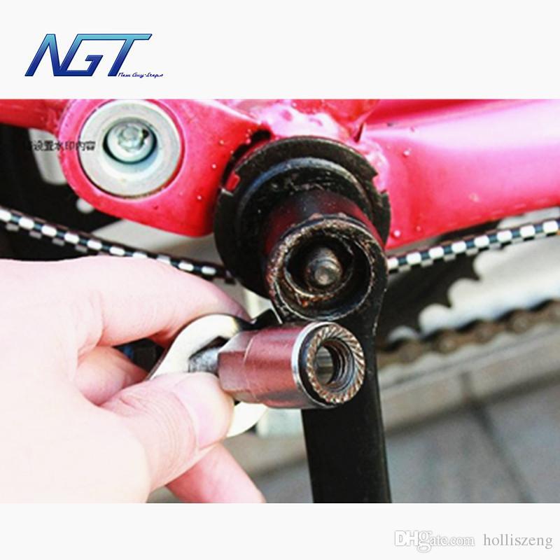 Ein Einzelteil neue Guy Schritte nagelneue Bergkurbel-Abziehvorrichtung-Abbau-Fahrrad-Reparatur-Werkzeug geben Verschiffen frei
