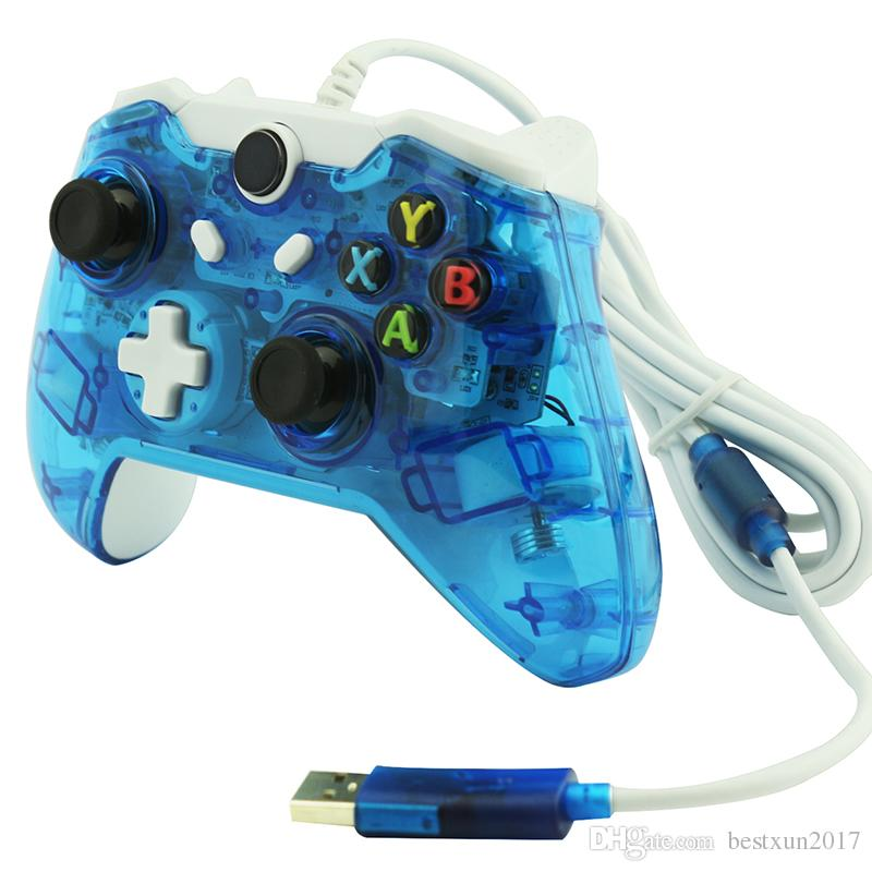 USB Wired Controller For Xbox One Gamepad Joystick BX-one-02