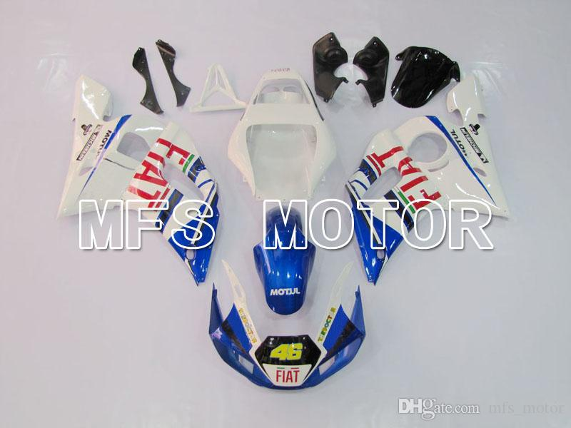 Bestselling Motorcycle Fairing Set For 98-02 Yamaha YZF-R6 1998-2002 1999 2000 2001 ABS Injection Plastic Bodywork Kit