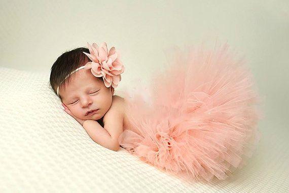 Новорожденные младенцы особые случаи TUTU платье с цветком повязки детские одежды фото реквизиты 16 цвет милый тюль юбка 17101304