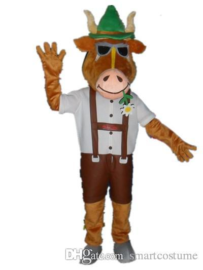 A Cartoon Character Costumes Adult Cowboy Bull Mascot Costume For Adult To  Wear Animal Mascot Costumes School Mascots Cheap Mascot Costumes From ...