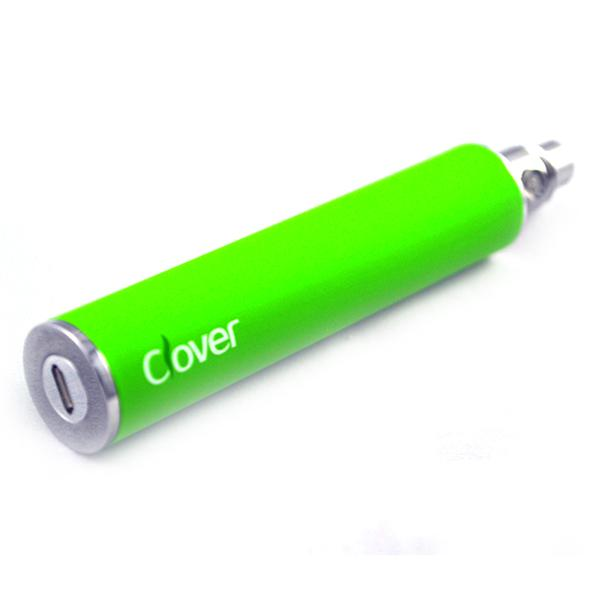 Clover 2600mAh battery Electronic Cigarette Battery Big Capacity bottom charge vs ego-t twist battery 0204155-1
