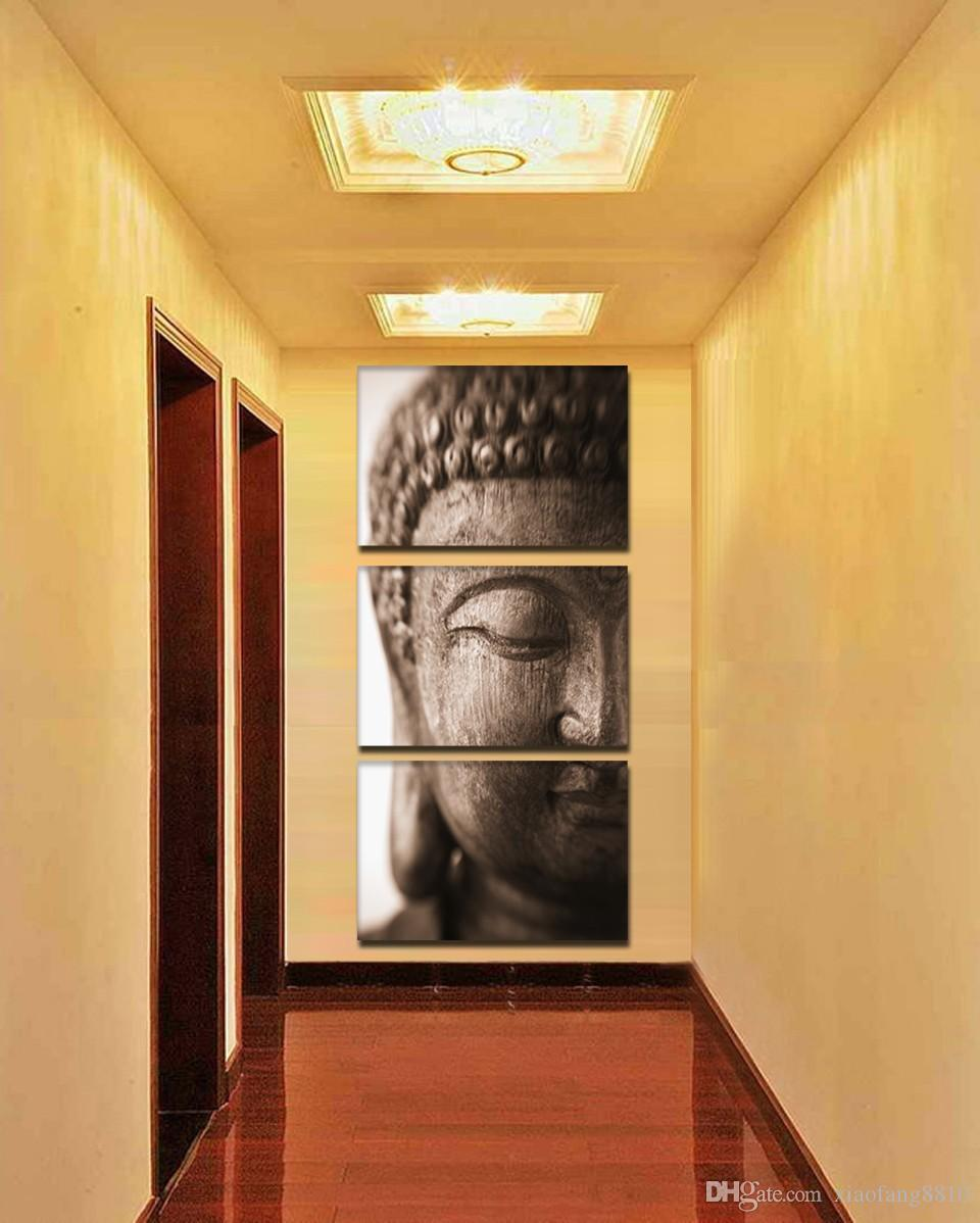Buddha paintings, painting canvas wall art picture painting paint, home decor gift wall stickers No Frame