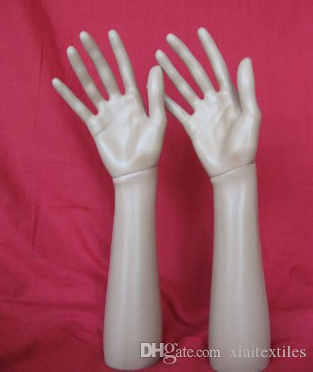 glove display hands,Mannequins Hand Arm Display Base Female Gloves Jewelry Model,M00493