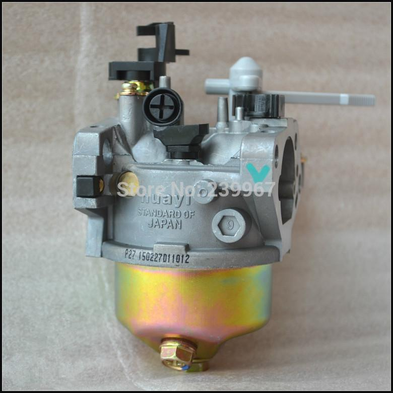 Carburetor for Honda GX390 GX420 188F 190F 13HP 389CC water pump 420CC cut off saw carb tiller go kart parts