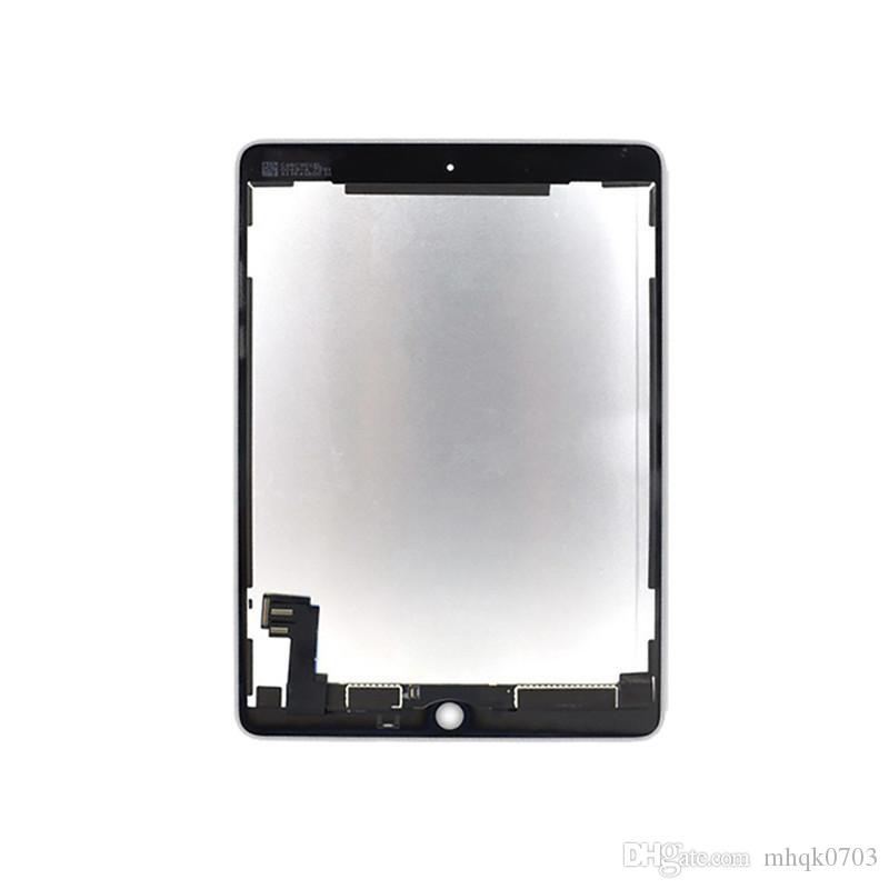 لباد 2 الهواء 2 باد 6 A1567 A1566 LCD شاشة عرض تعمل باللمس محول الأرقام زجاج الجمعية عدسة استبدال بالجملة