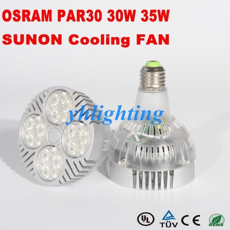 Grosshandel Osram Par30 Lampen 35 Watt 40 Watt Par Lichter Led Lampen