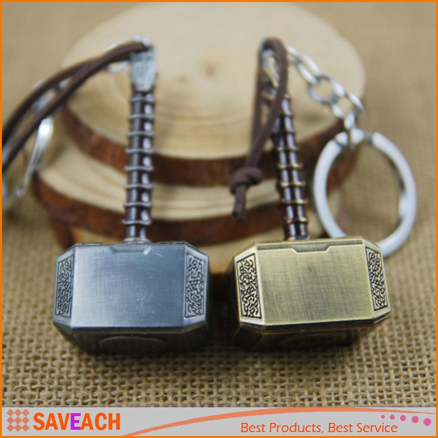 Marvel Avengers Thor S Hammer Keychain Mjolnir Model Zinc Alloy Keyring Toy  Thor Key Chain Ring Men Jewelry Fans Accessories Keyring Keychains From  Saveach, ... b1e15d46f3