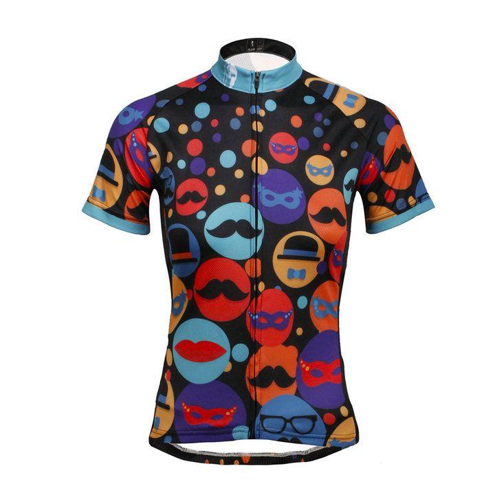 PALADIN MAGIC CUBE Jersey de ciclismo para mujer Ciclismo en bicicleta Ciclismo de manga corta Jersey Top / Chaqueta
