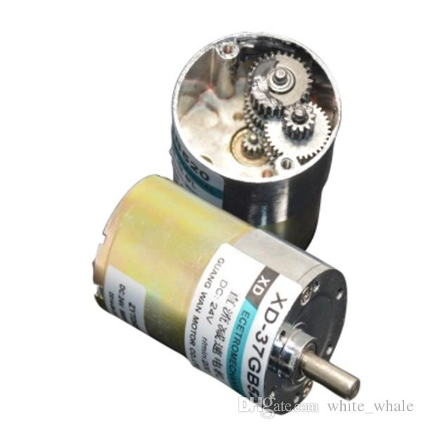 Free Shipping DC Micro-motor Low Speed High Torque Motor Small Motor Speed Reversing Gear Motor On Sale