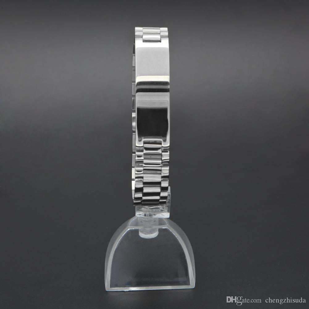 Хип-хоп ювелирные изделия 21 см * 1.5 СМ Панк золото ремешок из нержавеющей стали кубинский звено цепи браслет Корона для мужчин президент стиль
