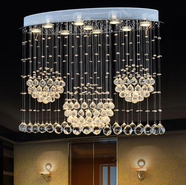 Modern k9 crystal chandelier 3 circles led ellipse pendant light modern k9 crystal chandelier 3 circles led ellipse pendant light luxurious fashion stairs lamp living room ceiling light chandelier modern chandelier sale aloadofball Images