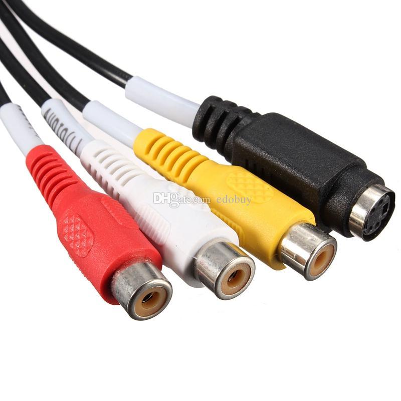 Tarjeta de captura de video USB sintonizador de TV VCR Adaptador de adaptador de audio DVD para Win 10 NTSC HTV800