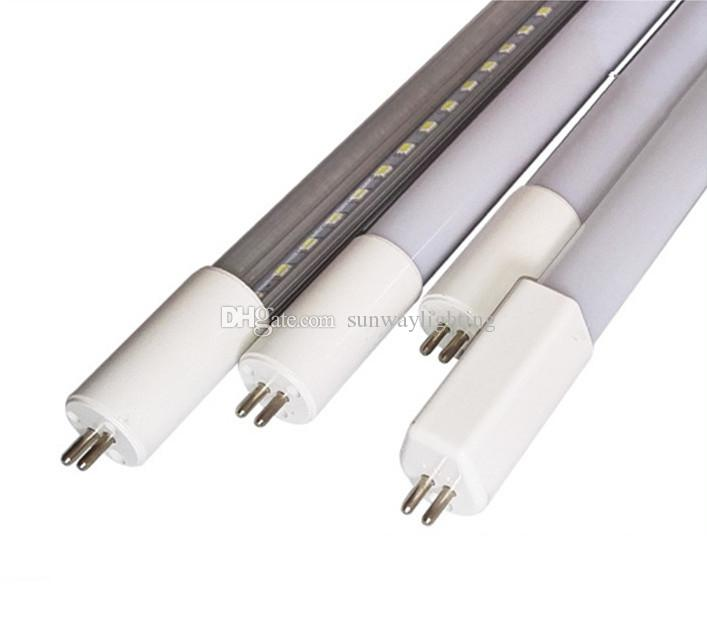 T5 LED tüp ışık 4ft 3ft 2ft T5 floresan G5 LED ışıkları 9 w 13 w 18 w 22 w 4 ayak entegre led tüpler lamba ac85-265v