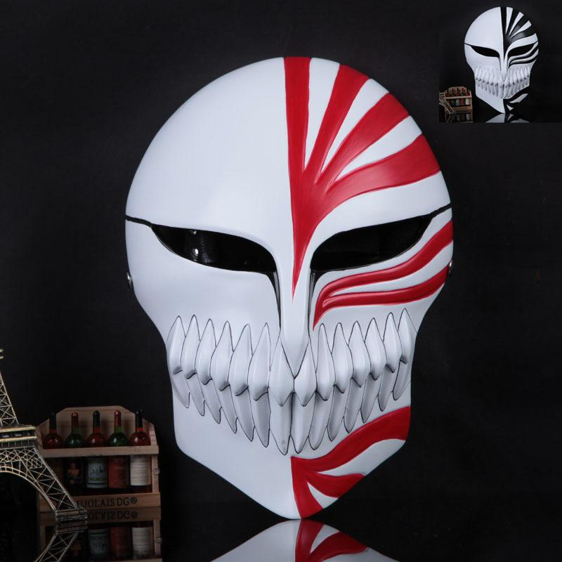 movie theme a god of deaths halloween black battery ichigo falsified persona terrorist mask costume party functions venetian masks sale venetian masks uk - Cool Masks For Halloween