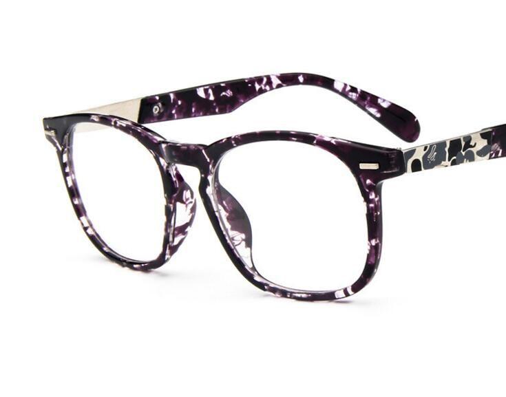 2018 2016 New Arrival Hot Sale South Korea Big Frame Eyeglasses ...