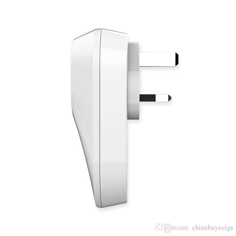 Origen Orvibo S20 WiFi Enchufe inteligente Enchufes de alimentación inteligentes EE. UU., EE. UU., Reino Unido, AU La toma de corriente estándar La automatización del hogar funciona con el electrodoméstico Echo