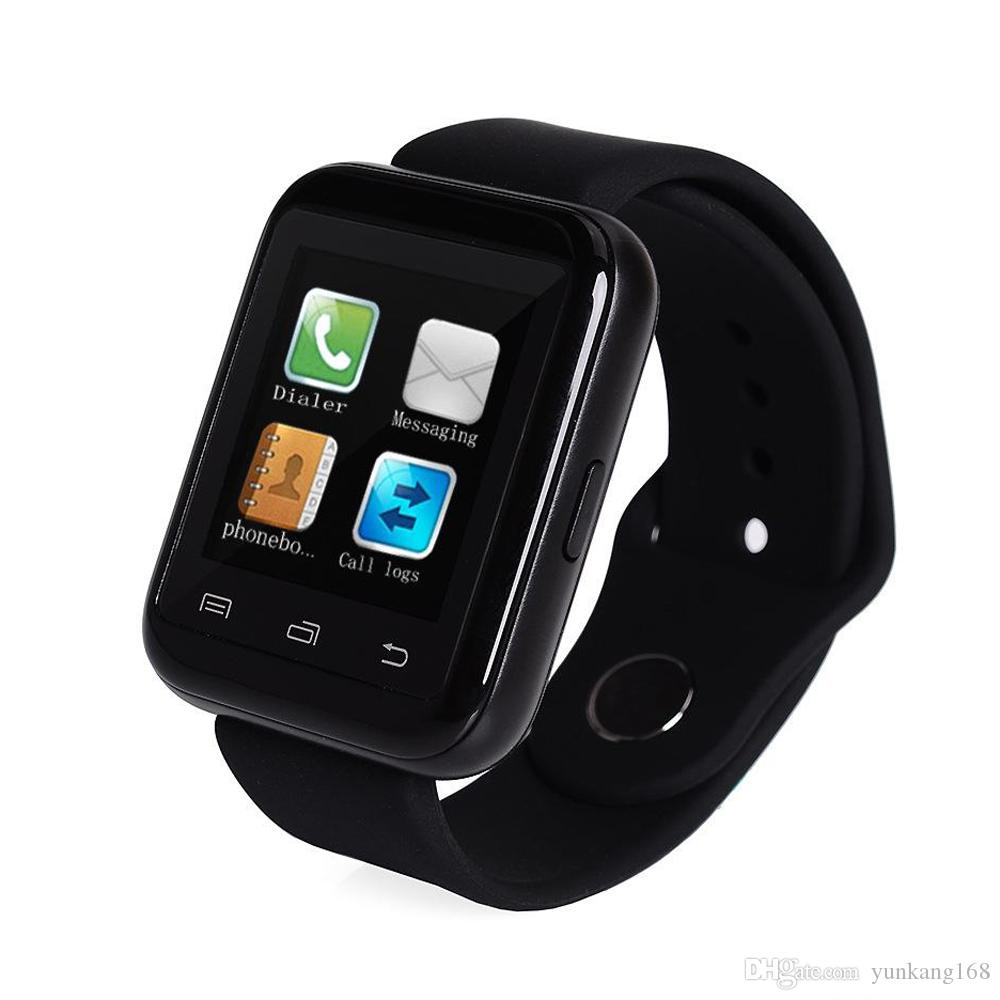 Newest U9 Smart Watch Bluetooth Phone Mate Smartwatch U Watch Wrist for Android for iPhone With Altimeter sleep monitor pedometer