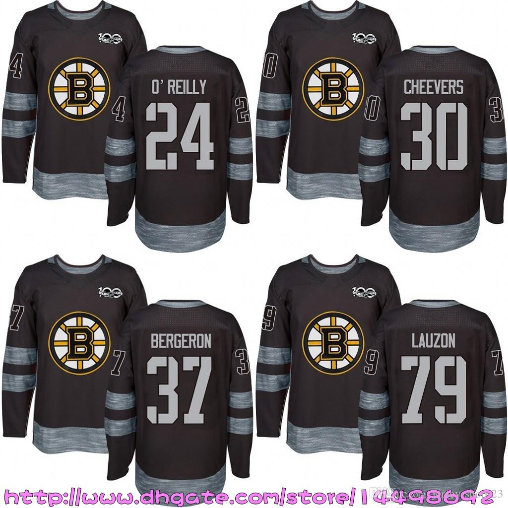 ... france jerseys throwback mens 2017 custom mens womens kids 2017 2018  new logo boston bruins 30 5167b9f9a